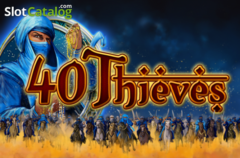 40 Thieves. 40 Thieves(Video SlotfromBally Wulff)