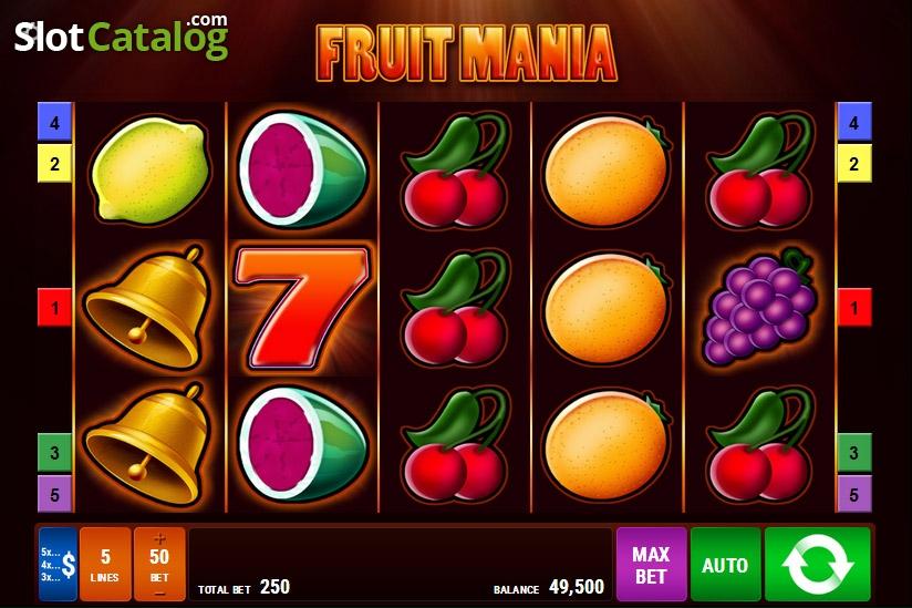 Free Games Fruit Mania