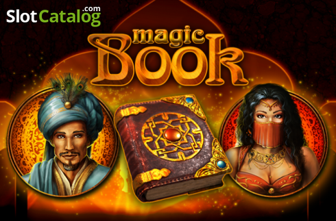 Magic Book (Video Slot from Bally Wulff)