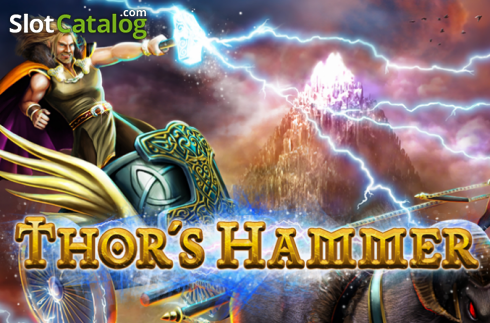 Thor's Hammer (Video Slot from Bally Wulff)