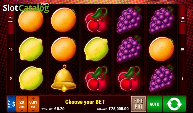 Spiele Super Duper Cherry - Red Hot Firepot - Video Slots Online