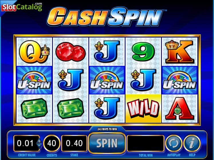free cash spins - 3