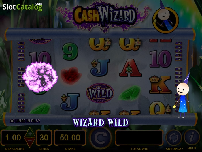 Cash Wizard Slots - Ballys Cash Wizard Slot Machine Review