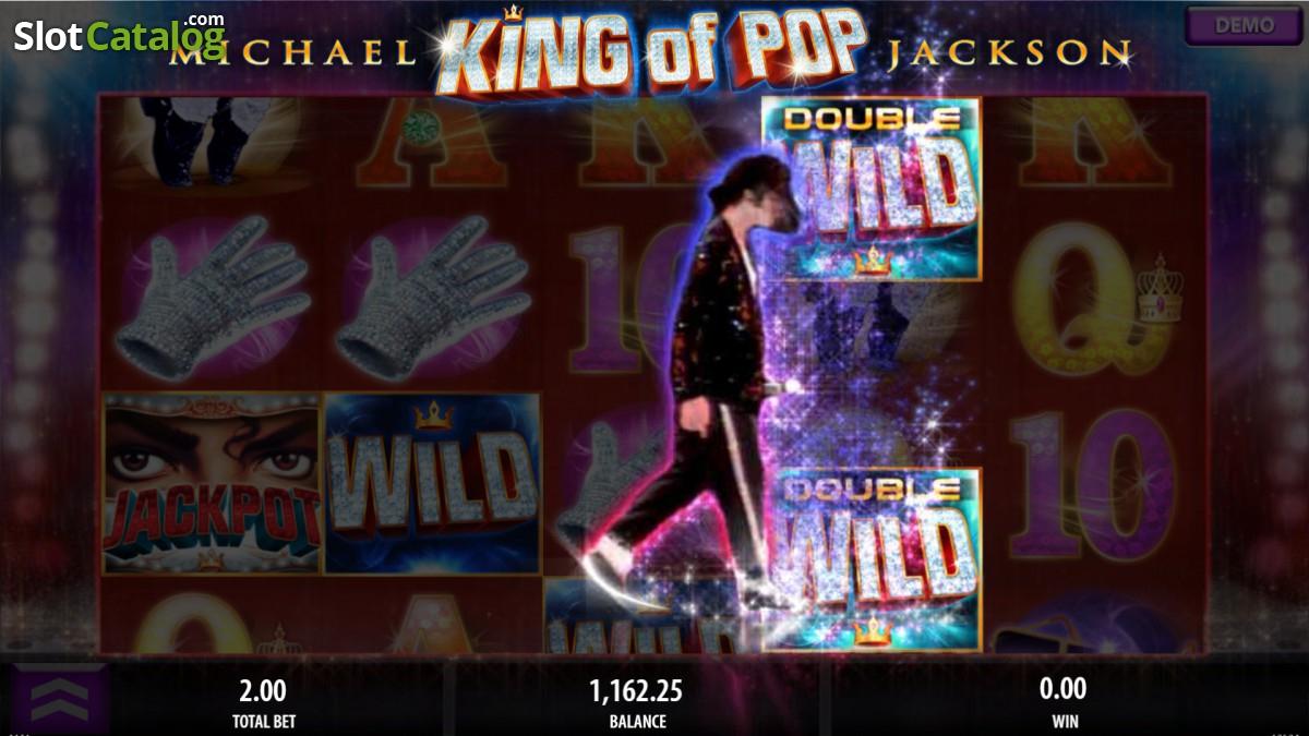 Michael Jackson Casino Games