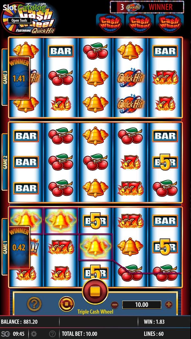 Spiele Triple Wheels - Video Slots Online