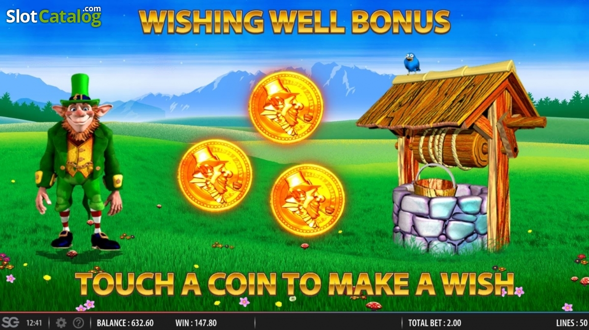 Spiele Rainbow Riches Leprechauns Gold - Video Slots Online