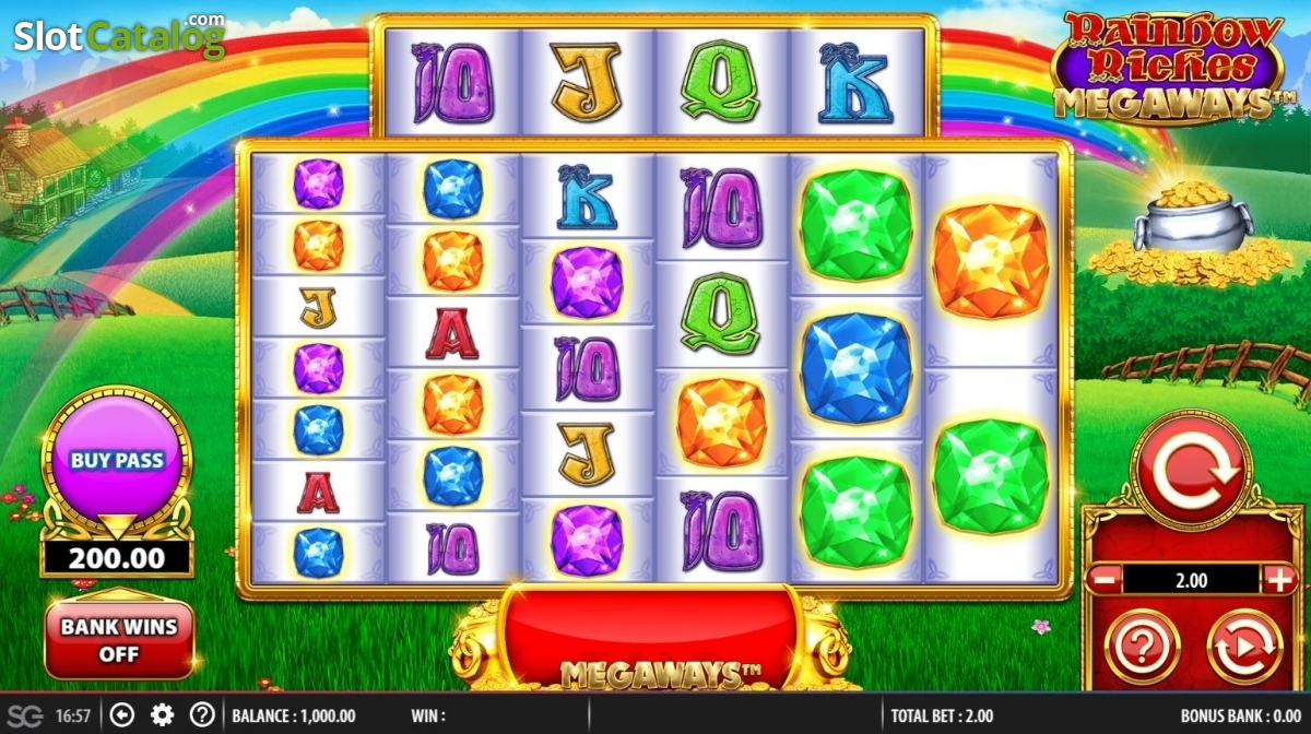 Free Slots Rainbow Riches Play For Free