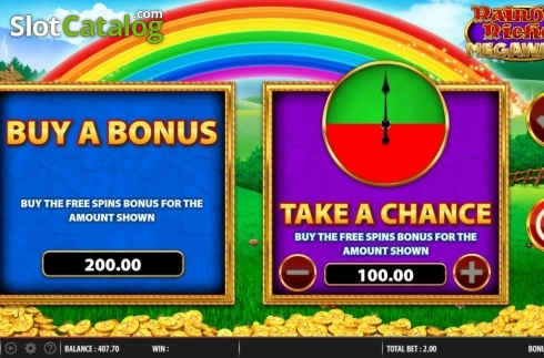 Free Spins 1. Rainbow Riches Megaways (Video Slots from Barcrest)