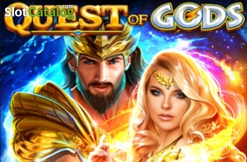 Quest of Gods (Video Slot from Ruby Play)