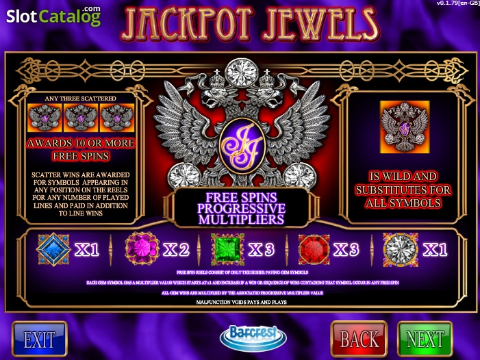 Spiele Jackpot Jewels - Video Slots Online