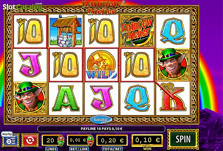 free slots for fun rainbow riches - 3