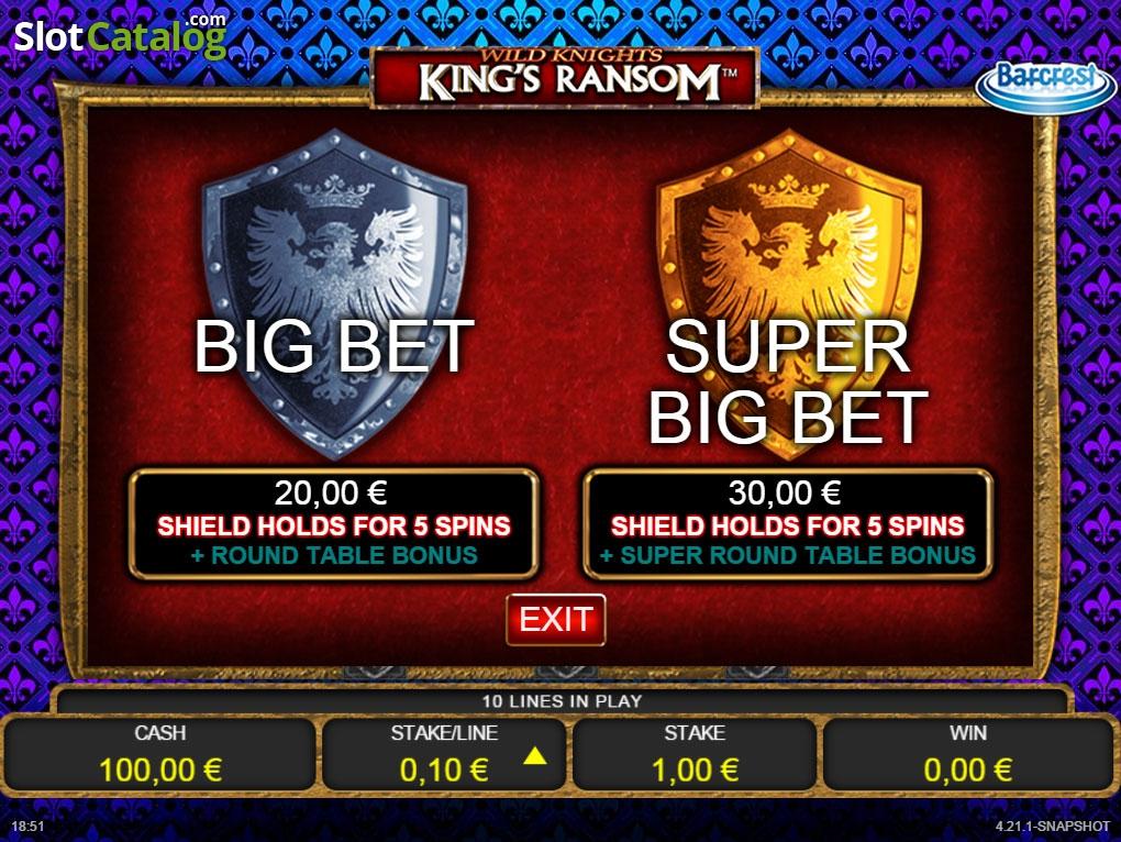 Wild knights slot game blackjack program in c