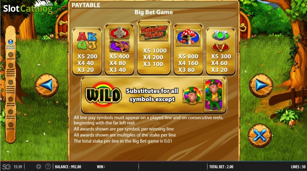 Spiele Rainbow Riches Home Sweet Home - Video Slots Online
