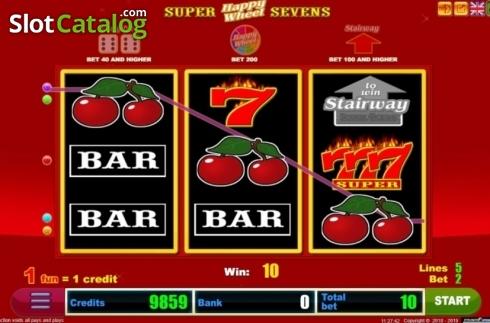 Онлайн париматч super sevens happy wheel игровой автомат crazy
