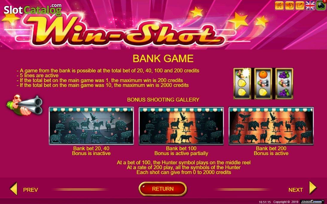 Список азартних ігор