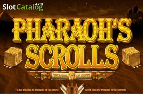 Pharaohs Scrolls Luxe