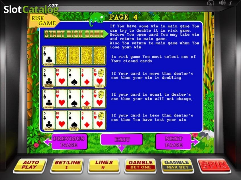 casino ram card