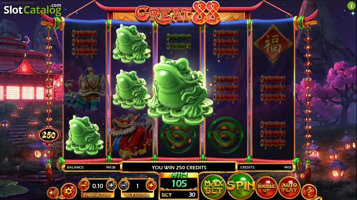 Spiele Great 88 - Video Slots Online