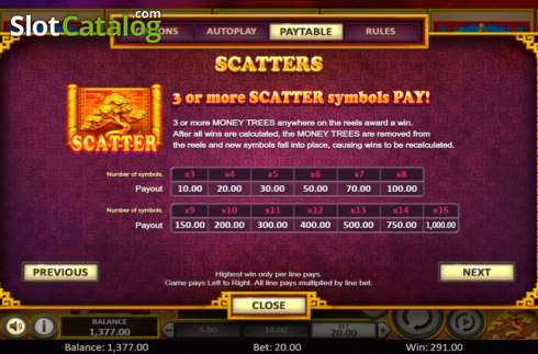 Features 2. Dragon & Phoenix (Video Slot from Betsoft)