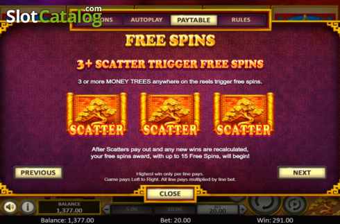 Features 3. Dragon & Phoenix (Video Slot from Betsoft)