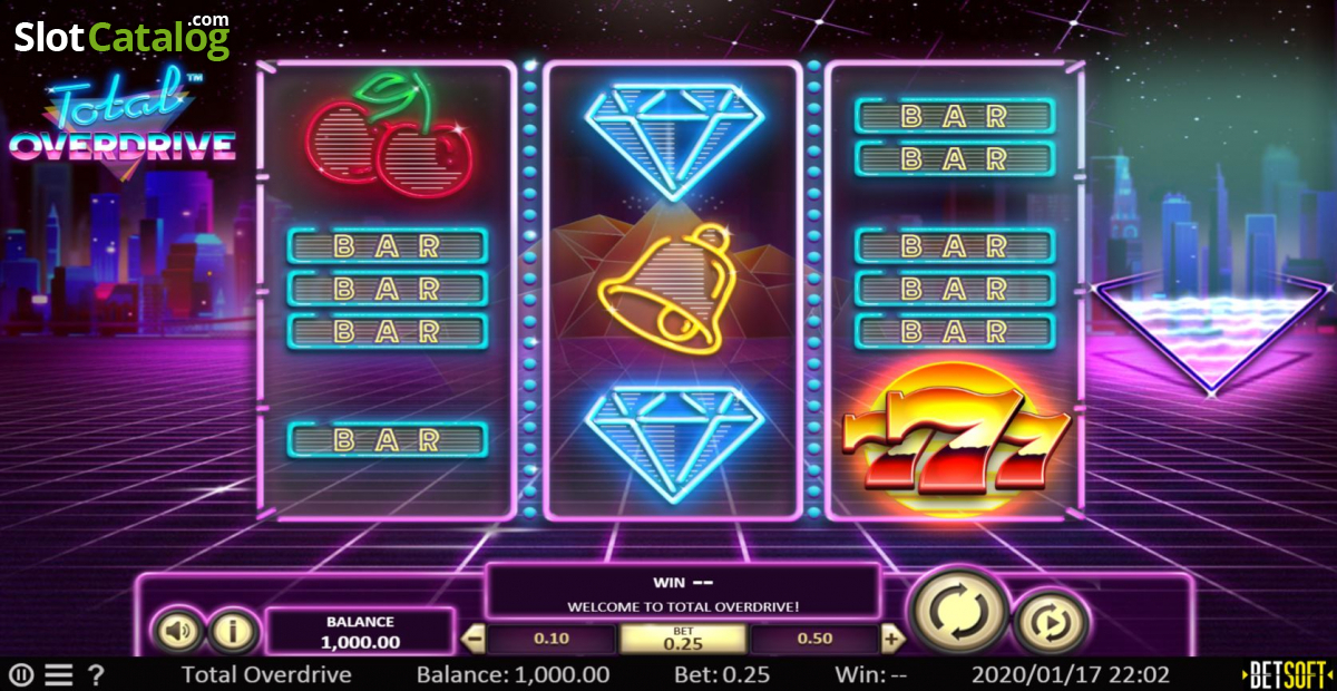 Spiele Total Overdrive - Video Slots Online