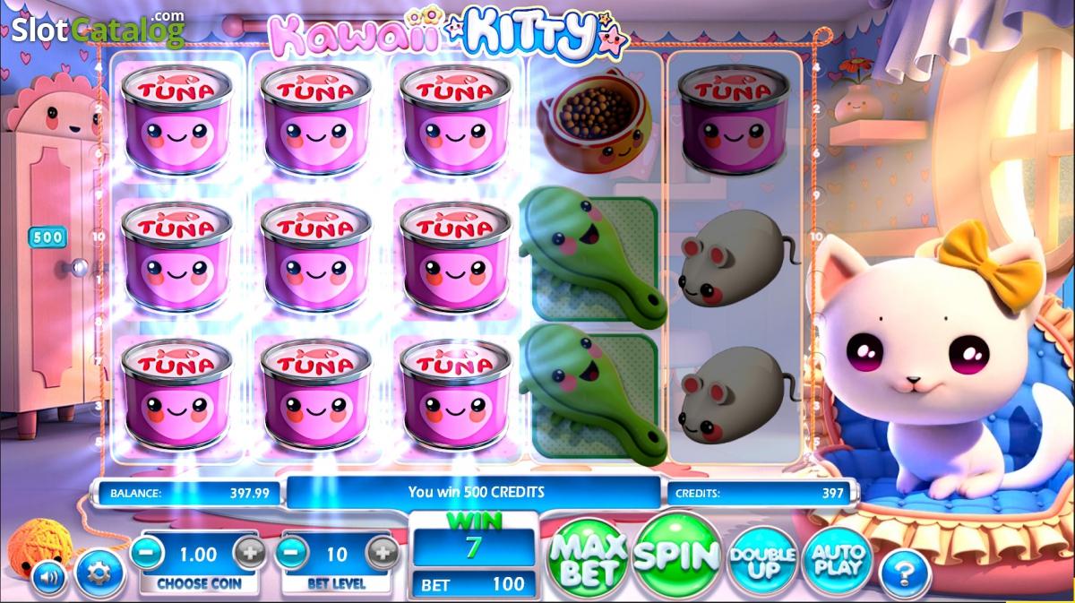 Spiele Kawaii Kitty - Video Slots Online