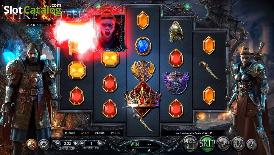 Fire & Steel Slot - Read the Review and Play for Free