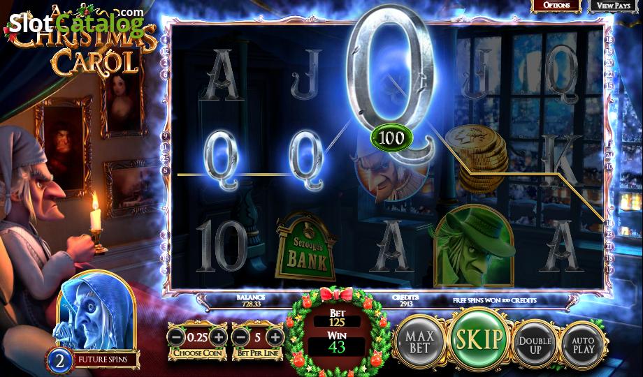 Spiele A Christmas Carol - Video Slots Online