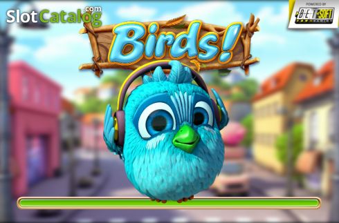 Birds! (Video Slot from Betsoft)