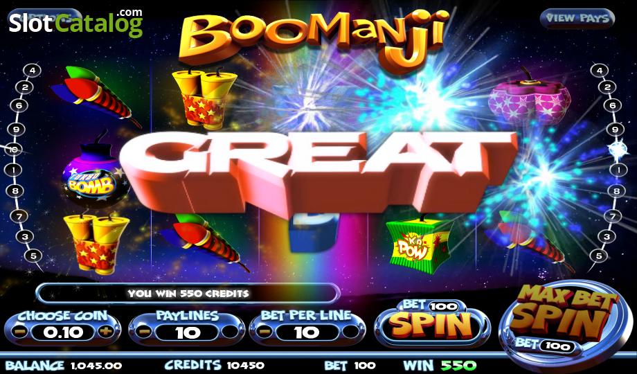 betsoft boomanji подкупают новаторской подачей