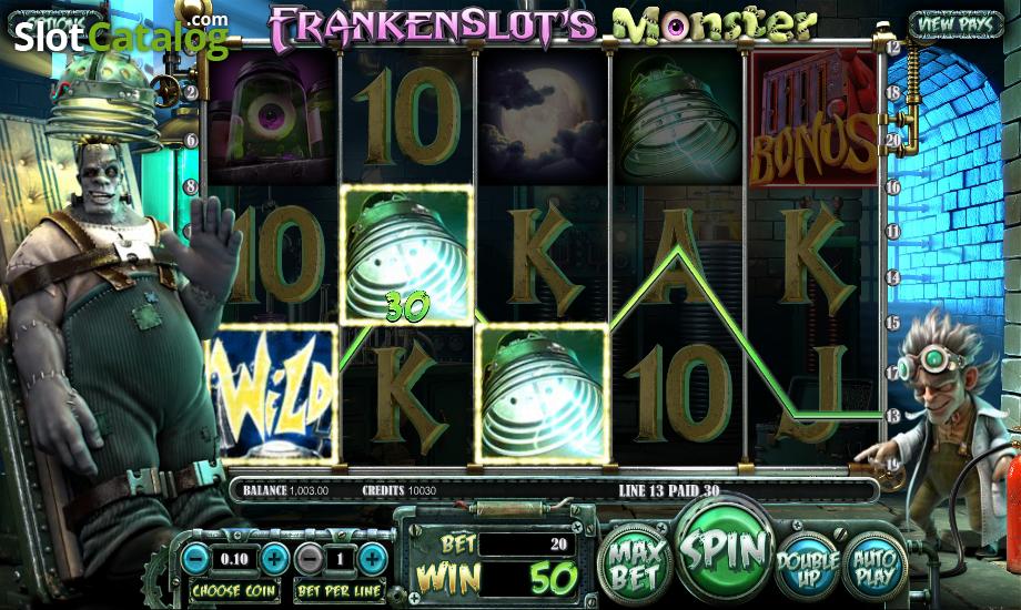 Slots monster