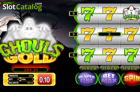 The Ghouls slots - The Ghouls slots from BetSoft - Play for free