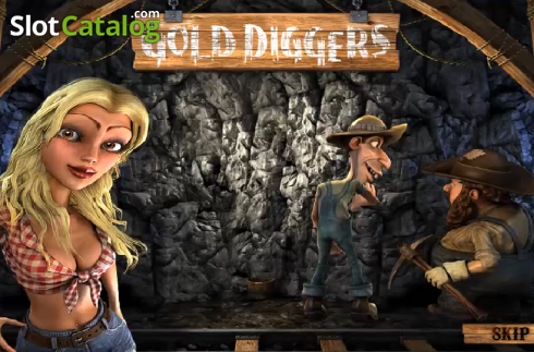 More Gold Diggin (Video Slot from Betsoft)