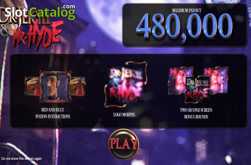 Game features. Dr. Jekyll & Mr. Hyde (Video Slot from Betsoft)