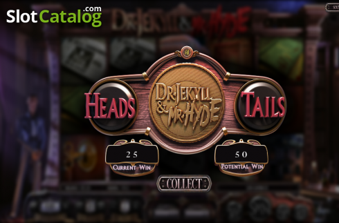 Double Up. Dr. Jekyll & Mr. Hyde (Video Slot from Betsoft)