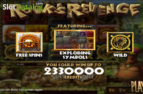 Game features. Rooks Revenge (Video Slot from Betsoft)