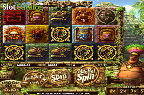Reels. Rooks Revenge (Video Slot from Betsoft)