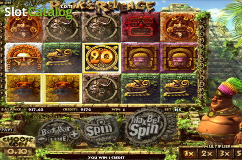 Wild. Rooks Revenge (Video Slot from Betsoft)