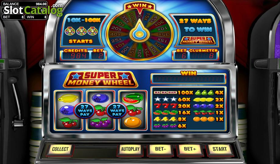 Money Wheel Slots