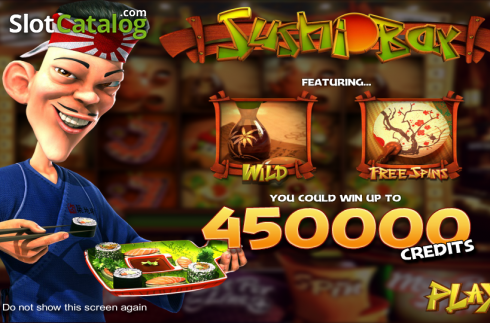 Caracteristicile jocului. Sushi Bar (Slot video din Betsoft)