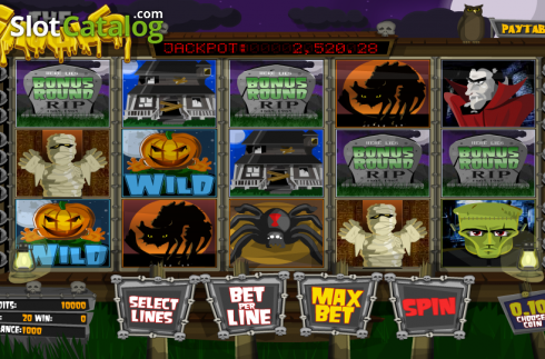 The Ghouls (Betsoft) (Slot video din Betsoft)