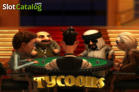 Tycoons. Tycoons. Tycoons (Video Slot from Betsoft)
