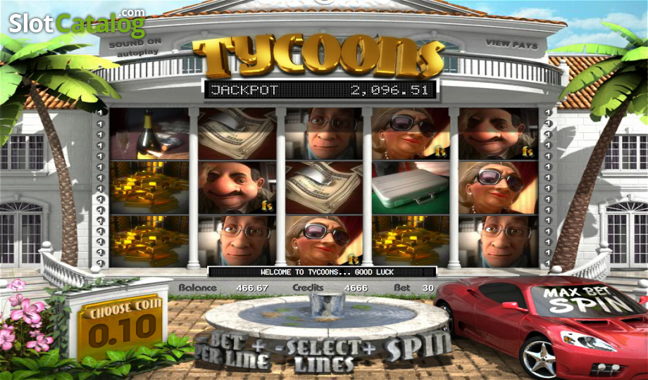 Tycoons Slot Review Bonus Codes Amp Where To Play From Uk