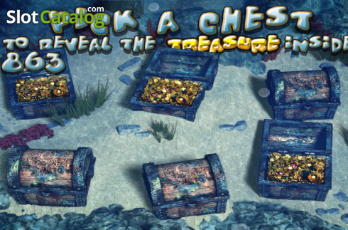 Bonus gioco. Under the Sea (Betsoft) (Video Slot a partire dal Betsoft)
