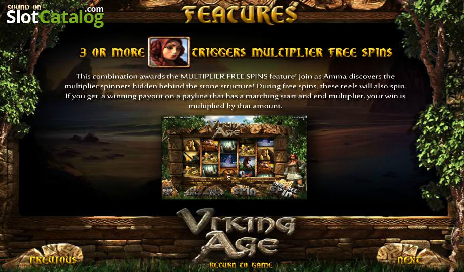 Spiele Age Of Vikings - Video Slots Online
