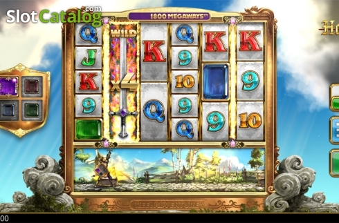 Multiplier wild screen. Holy Diver (Video Slots from Big Time Gaming)