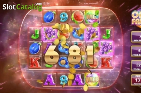Free Spins 4. Opal Fruits (Video Slot from Big Time Gaming)