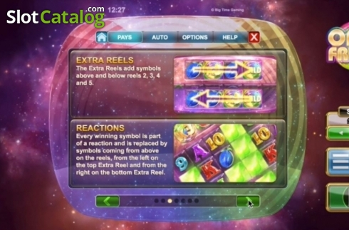 Features 1. Opal Fruits (Video Slot from Big Time Gaming)