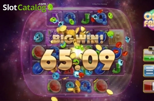 Big Win. Opal Fruits (Video Slot from Big Time Gaming)
