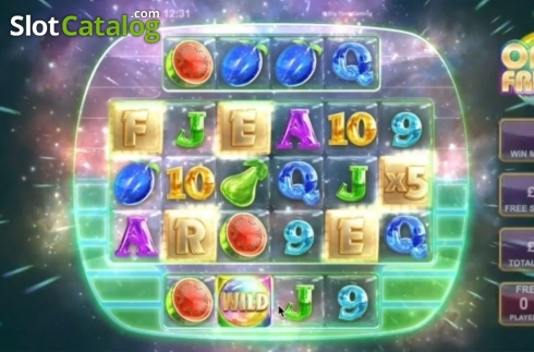 Free Spins 2. Opal Fruits (Video Slot from Big Time Gaming)